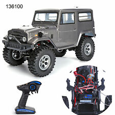 136100 Land Rover 1/10 Scale Electric 4wd Off Road ​Rc Car rock climbing USA STO