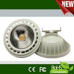 PAR36 LED 12W EQ to 60W Halogen 12V AC/DC Lamp 3000K Warm White