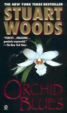Orchid Blues (Holly Barker) Woods, Stuart Paperback