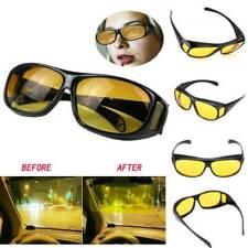 UV400 Night Sight Driving Glasses Sunglasses Polarized Anti Glare Night Vision