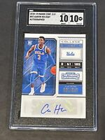 2018 Contenders DP #83 Auto Aaron Holiday SGC 10/10 RC Autograph Rookie PSA ?