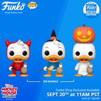 Herocross ~ HMF #308 Disney Huey Louie /& Dewey Duck Figure 3pcs Donald