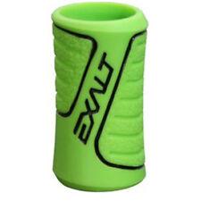 Exalt Paintball Universal Regulator Grip Cover - Lime / Black