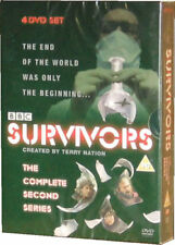 Survivors The Complete Second Series 2 BBC 4 DVD New