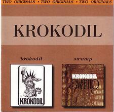Krokodil - Krokodil / Swamp CD