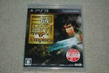 [ New ] PlayStation 3 PS3 Shin Sakugoku Misou 6 Empires Japan Import NTSC-J