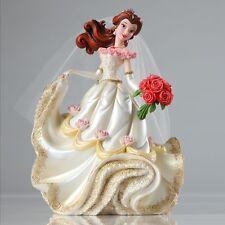 EST0068 Disney Showcase Collection: BELLE WEDDING Figurine by ENESCO