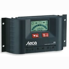 Solar Charge Controller/Régulateur Steca PR 3030 12/24 V 30 A LCD for RV 's, Boats