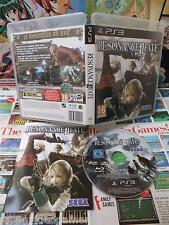 Playstation 3 PS3:Resonance of Fate [TOP RPG & 1ERE EDITION] COMPLET - Fr