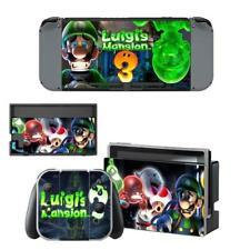 Luigi's Mansion 3 Nintendoswitch Skin Nintend Switch Stickers for Nintendo