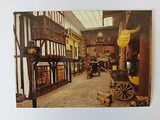 The Castle Museum York c1970 colour Postcard Kirkgate