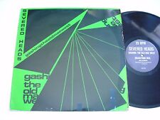 """Severed Heads Gashing the Old Mae West 1986 12"""" Import EP VG++"""