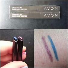 New Avon Flick Glimmerstick Twist Up Eyeliner mulberry GIFT