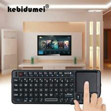 Kebidumei High Quty 2.4g Rf Wireless Keyboard 3 In 1 New Keyboard With Touchpad