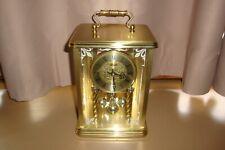 Hermle Pendulum Mantle Shelf Chime Clock Germany
