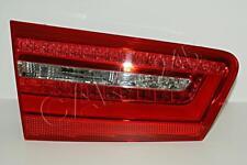 Audi A6 C7 Wagon 2011- LED Inner Rear Stop Brake Tail Light LEFT LH OEM