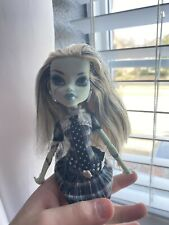 Monster High Frankie Stein First 1st Wave Doll Used