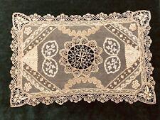 Antique Normandy Lace Mat
