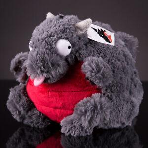 "9.4"" Bad Dragon Duke Plush Stuffed Animal Doll 6.9oz Fill Weight Furry Soft Lewd"