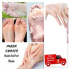 Exfoliating Peel Foot/Hand Mask Socks Baby Soft Feet Renewal Removes Dead Skin