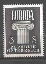 EUROPA 1960 Autriche - Austria neuf ** 1er choix