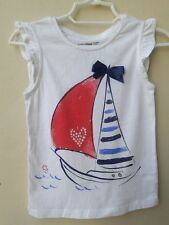AUTH BABY GAP GIRLS' GRAPHIC T-SHIRT 3T/3 YEARS BNEW
