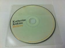 Katherine Jenkins Believe Musique Album CD 2009