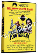 FAST BREAK DVD (1979) Gabe Kaplan rare basketball 70s comedy FASTBREAK