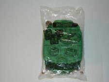 DIGIMON DIGIVICE GREEN BAGGED TACO BELL KIDS MEAL WITH TB-09 OKUWAMON (C) 2000