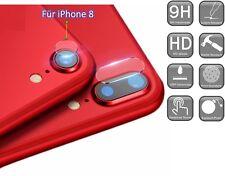 Premium Kamera Objektiv HD+ 0.2mm Gorilla Panzer Schutzglas Folie für iPhone 8 �–�