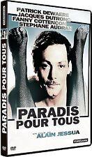 DVD *** PARADIS POUR TOUS *** Patrick Dewaere, J Dutronc ( neuf sous blister )