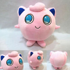 "Anime Pokemon Pocket Monster Jigglypuff 6"" Stuffed Doll Cosplay Plush Toy Hot"
