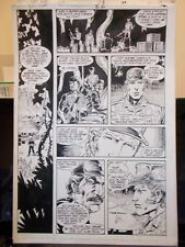 Captain Atom (DC, )Issue # 22 Page 9 **Pat Broderick ( SIGNED )and Bob Smith Comic Art