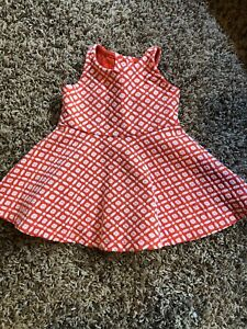 Infant girls Janie & Jack dress size 3 to 6 months