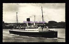 f1361 - British Railways Ferry - Canterbury - postcard