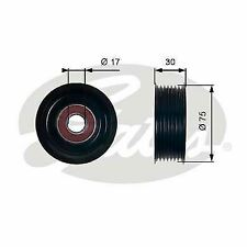 Aux Belt Idler Pulley T36320 Gates Guide Deflection 31190PRA000 31190RRAA00 New