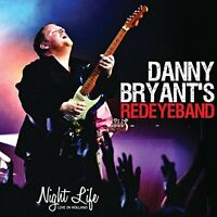 Danny Bryant - Night Life - Live In Holland [CD]