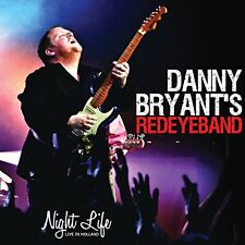 Danny Bryant - Night Life  Live In Holland [CD]