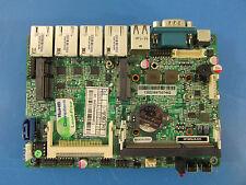 """Jetway NF38QLB-525 3.5"""" 2ndGen Intel Atom Dual Core D525-1 80GHz w/SATA Cables"""