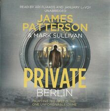 James Patterson & Mark Sullivan - Private Berlin (7 CD A/Book 2013)