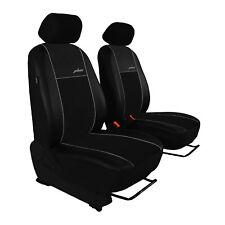 VW Caddy Life 2x Front Velours P3-111 Auto Sitzbezüge Schonbezüge Sitzbezug