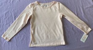 Just One You by Carter's Toddler Girl Striped Long Sleeve T-shirt Pink Size 5T