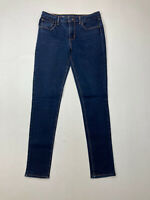 LEVI'S HIGH RISE SKINNY Jeans - W28 L32 - Great Condition - Women's