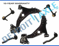 Front Lower Control Arm Tierod Sway Bar for 2007-2014 Ford Edge Lincoln MKX
