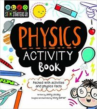 Physics Activity Book (Stem Starters for Kids) NEW Paperback Childrens Book