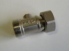 "Anschlussstück Viega 3/4"" X 50mm, absperrbar, Absperranschluss, Viega, Heizung"