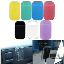 Trendy Car Mobile Holder Anti Slip Car Dash Dashboard Sticky Mat For iPhone New
