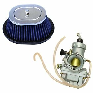 Carb For Yamaha Blaster 200 YFS200 Carby 1988-2006 Carburetor W/ Air Filter