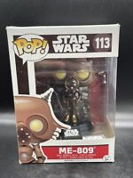 Funko Pop! Star Wars ME-809 #113 Figure - Damaged Box