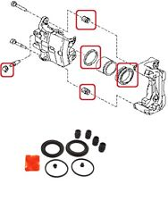 FRONT BRAKE CALIPER REPAIR KIT FOR NISSAN 180SX 200SX 240SX 350Z PRIMERA SKYLINE